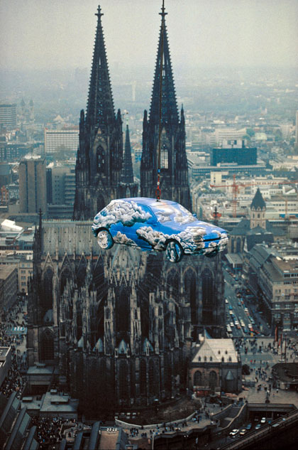 The Cloud, 1989 Cologne Cathedral